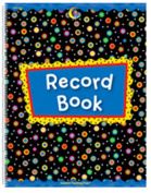 Trend Enterprises CTP1277 Poppin Patterns Record Book