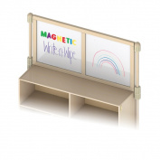 Jonti-Craft 1580JCTMG KYDZSuite Upper Deck Divider - Magnetic Write-n-Wipe