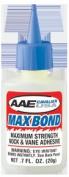 Aae Cavalier 2147 Aae Max Bond Glue 20ml Bottle