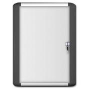 Bi-silque Visual Communication Product Inc. Bi-silque Visual Communication Product Inc. Dry-Erase Board with Lock-Key3 ft.x4 ft.White Board-Aluminum Frame