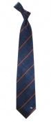 Eagles Wings 2447 Denver Broncos Oxford Woven Silk Tie