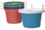 Fortex Industries Round Feeder Tub Red 28.4l - RF30RED
