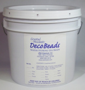 JRM Chemical DB-B05 Deco Beads 2.3kg pail Blue
