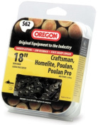 Oregon Chain 18in. HD Semi Chisel Cutting Chain S62
