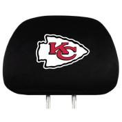 Caseys Distributing 8162092155 Kansas City Chiefs Headrest Covers