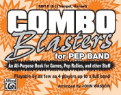 Alfred 00-MBC9605 Combo Blasters for Pep Band - Music Book