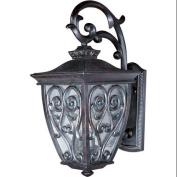 Maxim Lighting 40123CDOB Newbury VX 8 W 2-Light Outdoor Wall Lantern - Oriental Bronze
