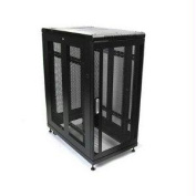 Startech. Com RK2536BKF 25U 90cm Knock-Down Server Rack Cabinet