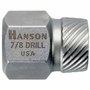 Irwin Industrial Tool Co. HA53203 .18 Hex Head Multi-Spline Extractor