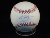 Powers Collectibles 15645 Signed Brown Kevin MLB Baseball on the Sweetspot
