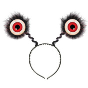 Beistle 00530-R Eyeball Boppers red
