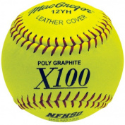 MacGregor NFHS Fast Pitch Softball, 30cm