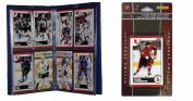 C & I Collectables 2010SENATORSTS NHL Ottawa Senators Licenced 2010 Score Team Set and Storage Album