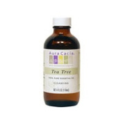 Aura Cacia Tea Tree Essential Oil 120ml bottle 188848