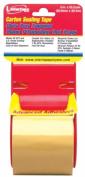 Intertape 5.1cm . X 17.5 Yds Clear Film General Purpose Carton Sealing Tape 3196