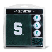 Team Golf 22320 Michigan State Spartans Embroidered Towel Gift Set