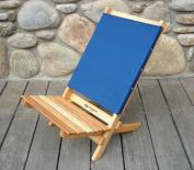Blue Ridge Chair Works SMBR08WN Caravan Chair - Navy