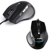 Zalman Optical 1600DPI 6 Multi-Button USB Gaming Mouse