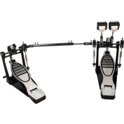 GP Percussion Pro-Quality Double Bass Drum Pedal