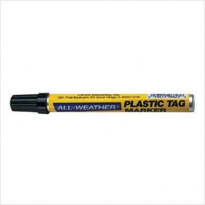 Markal 434-96623 Black All-Weather Plastic Tag Marker Pump by Markal