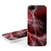 DecalGirl AIP5C-APOC-RED DecalGirl Apple iPhone 5 Hard Case - Apocalypse Red