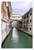 Bruce Teleky TELMP2744A View From Bridge of Sighs. S.Marco Poster Print by Igor Maloratsky -13 x 19-