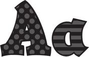 Frog Street Press FST5262 Black 13cm Sassy Font