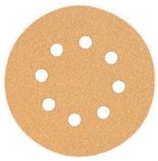 Dewalt Accessories 12.7cm . 220 Grit Random Orbit Sanding Discs DW4306