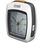 Lewis N Clark 744449 Analog Alarm Clock