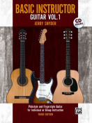 Alfred 00-32073 Basic Instructor Guitar 1- 3rd Edition - Music Book