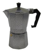 Chinook 41356 Granite Espresso Coffee Makers- 6 Cup