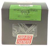 Prime Source 1-.130cm . Hot Galvanised Fence Staples 112HGFS5