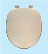 Centoco 200-416 Biscuit Premium Plastic Toilet Seat