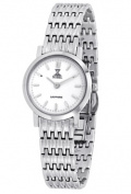 Nobel Watch N 7108 L Stainless Steel Ladys Watch Swiss movement Sapphire Crystal Water-resistant to 3 ATM
