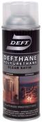 Deft Inc. 025-13 380ml Satin Clear Defthane Polyurethane Finish - Pack of 6