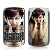 DecalGirl BB97-HPHONES BlackBerry Bold 9700 Skin - Headphones