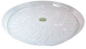 Plastec Products 17in. LiteLine Saucer LL17 - Pack of 25
