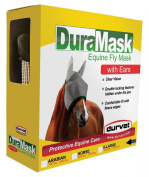 Durvet/Equine 081-60020 Duramask Fly Mask With Ears Horse