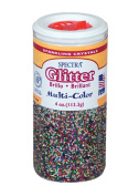 Pacon Corporation PAC91690 Spectra Glitter 120ml Multi Sparkling Crystals