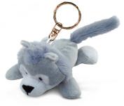 Puzzled 5838 Plush Keychain - Wolf