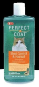 United Pet Group Eio - Perfect Coat Shed-hairbll Control Shampoo For Cats 10 Ounce - M637