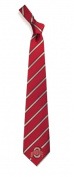 Eagles Wings 6213 Ohio State Buckeyes Woven Polyester Tie