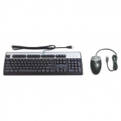 HP Business KF885AT USB Mouse-Keyboard Kit