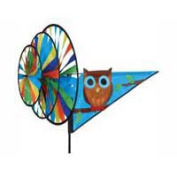Premier Designs PD22109 Cute Hoot Triple Wind Spinner