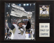 C & I Collectables 1215CROSBCUP NHL Sidney Crosby with Stanley Cup Pittsburgh Penguins Player Plaque