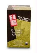 Equal Exchange B53267 Equal Exchange Organic Jasmine Green Tea -6x20 Bag