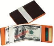 Visol VMC60 Capella Leather Wallet Money Clip