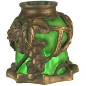 Meyda 22128 Victorian Art Glass Lamp Shade