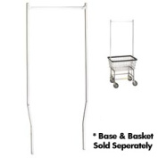 R & B Wire 58 Double Pole Rack- for 100 & 96 series carts