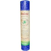 Aloha Bay 0743450 Chakra Pillar Candle Abundance Indigo - 1 Candle